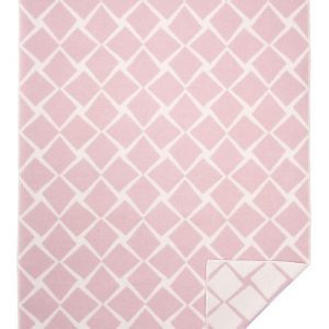 Wool jacquard blanket Comb