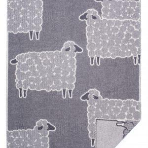 Wool jacquard blanket Circle Arms