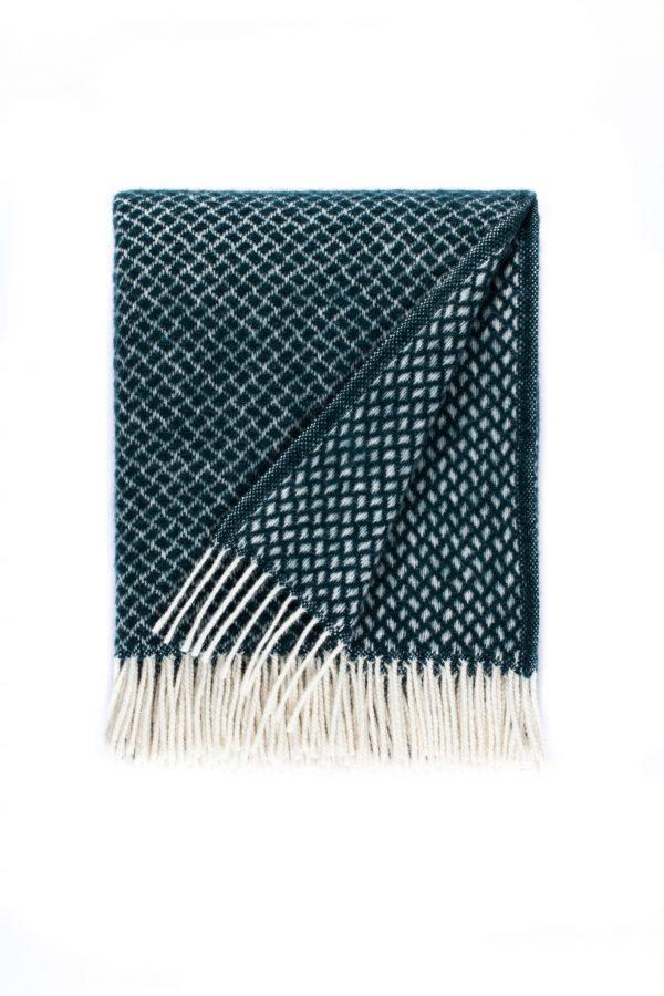 Wool blanket Mona