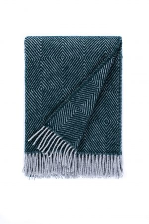 Wool blanket Diamond Twill