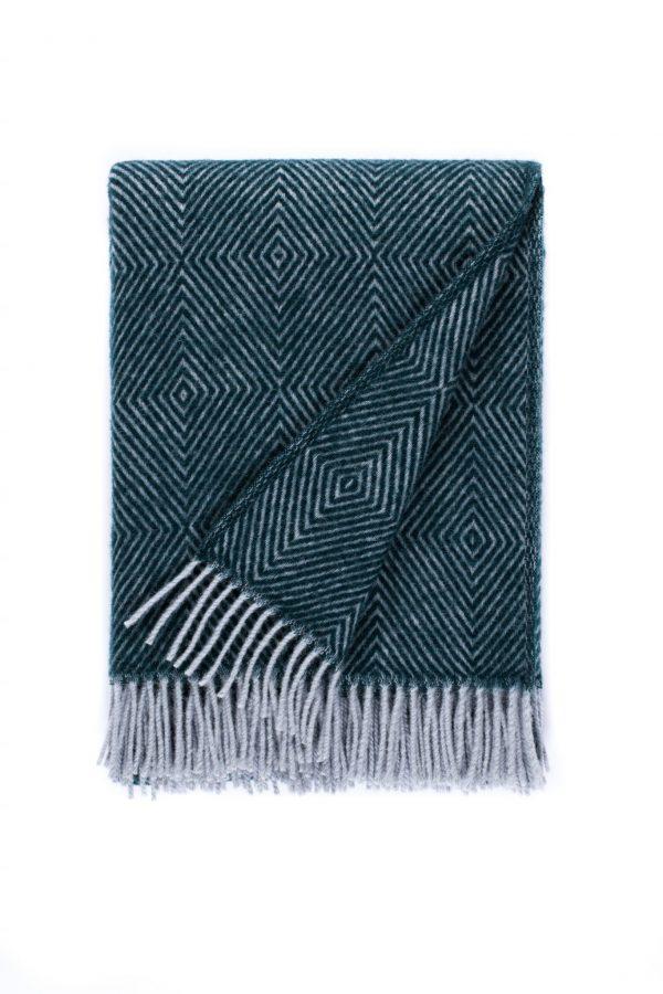 Wool blanket Diamond Twill
