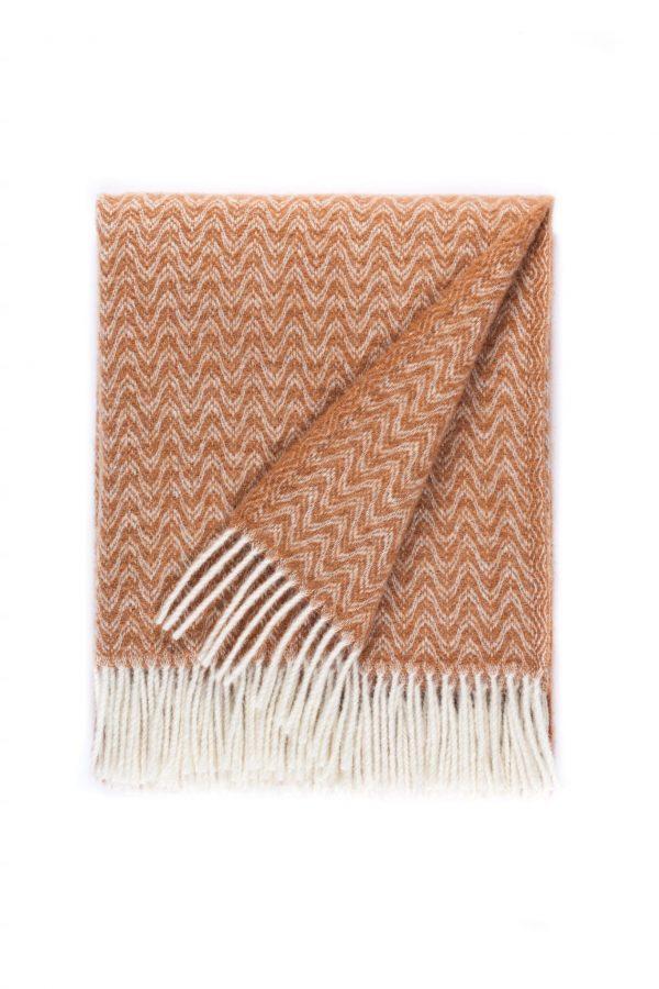 Wool blanket Hana