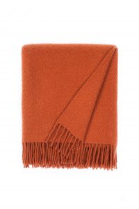 wool structure blanket