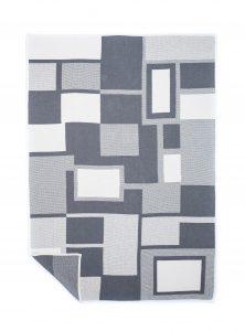 cotton jacquard blanket